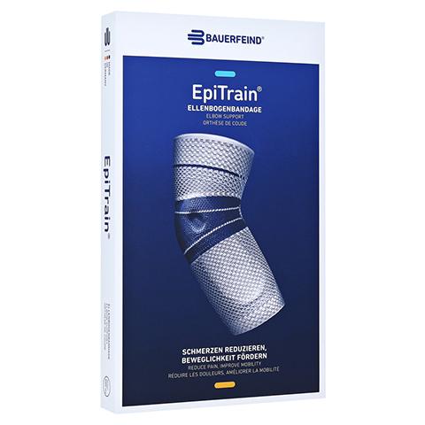 EPITRAIN Bandage Gr.4 schwarz 1 Stück