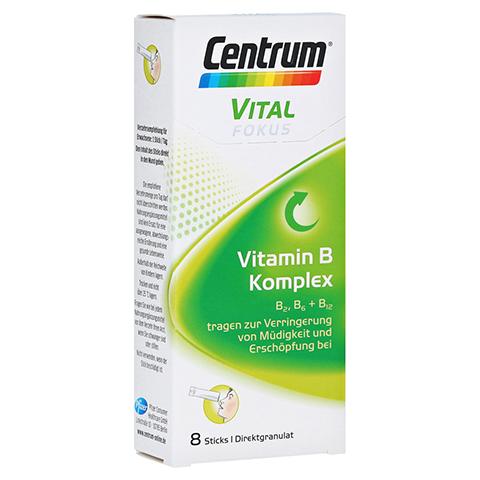 CENTRUM Fokus Vital Vitamin B Komplex Sticks 8 Stück