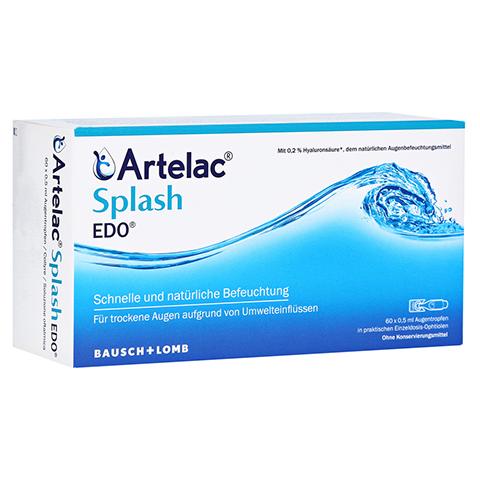 Artelac Splash EDO 60x0.5 Milliliter
