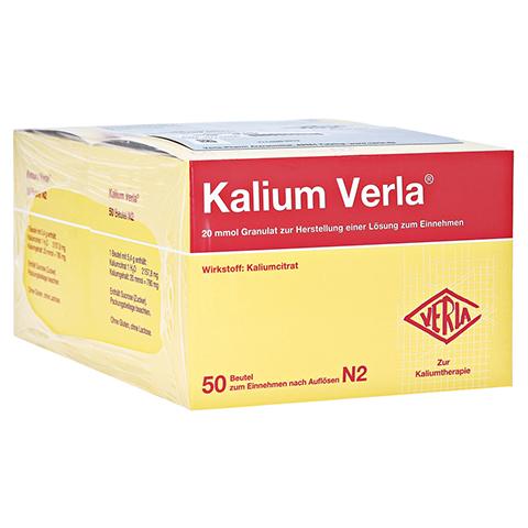 Kalium Verla 100 Stück N3