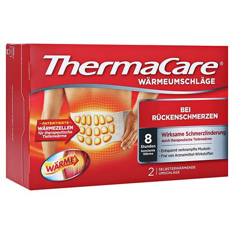 Thermacare Wärmeumschläge bei Rückenschmerzen 2 Stück