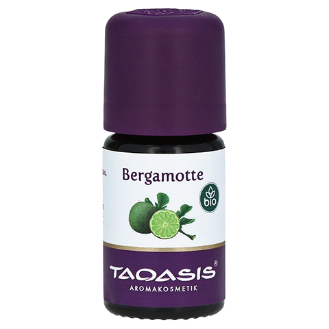BERGAMOTTE Öl Bio 5 Milliliter