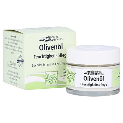 medipharma Olivenöl Feuchtigkeitspflege 50 Milliliter