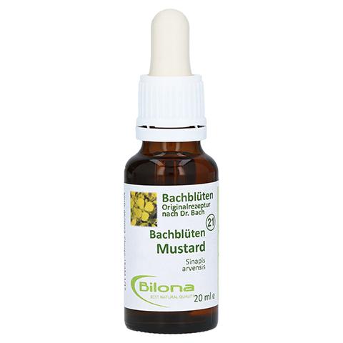 JOY BACHBLÜTEN Mustard 20 Milliliter