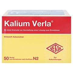 Kalium Verla 100 Stück N3 - Vorderseite