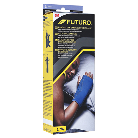 FUTURO Handgelenk-Schiene für die Nacht 1 Stück