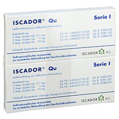 ISCADOR Qu Serie I Injektionslösung 14x1 Milliliter N2