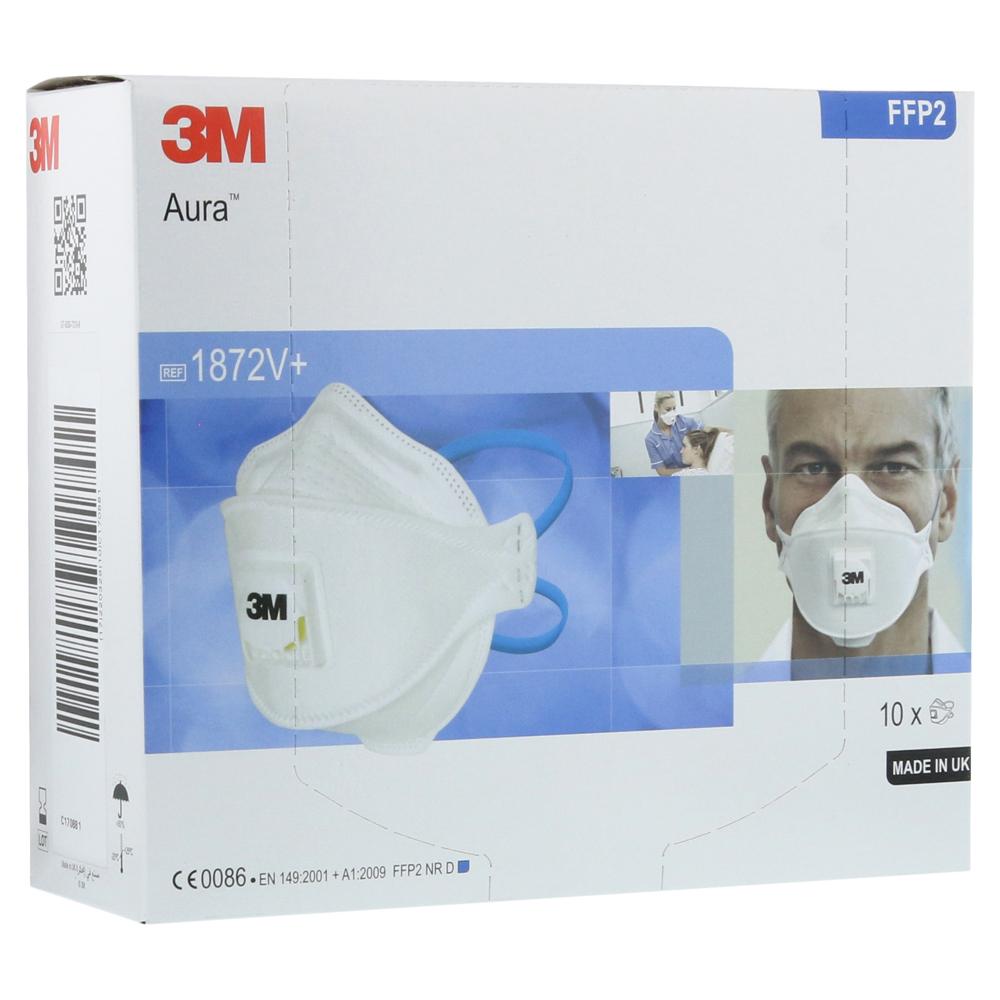 3m maske mit ventil