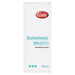 ISOPROPANOL 70% Caelo HV-Packung Standard Zul. 100 Milliliter - Vorderseite