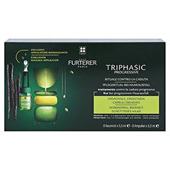 FURTERER Triphasic VHT ATP Intensif 8x5.5 Milliliter - Vorderseite