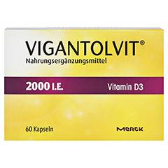 Vigantolvit 2.000 I.E. Vitamin D3 60 Stück - Vorderseite
