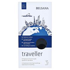 BELSANA traveller AD L schwarz Fuß 3 43-46 2 Stück - Vorderseite