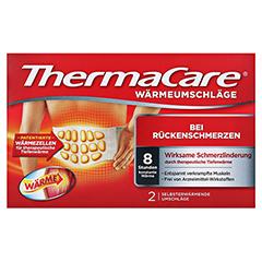Thermacare Wärmeumschläge bei Rückenschmerzen 2 Stück - Vorderseite