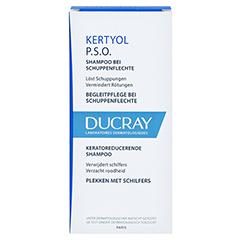 Ducray Kertyol P.S.O. Shampoo bei Psoriasis 125 Milliliter - Vorderseite