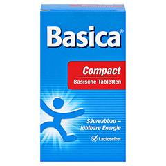 BASICA compact Tabletten 120 Stück - Vorderseite