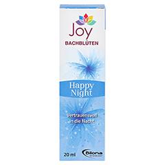 JOY BACHBLÜTEN Happy Night Essenz 20 Milliliter - Vorderseite