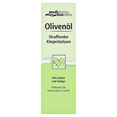 medipharma Olivenöl Straffender Körperbalsam 200 Milliliter - Vorderseite