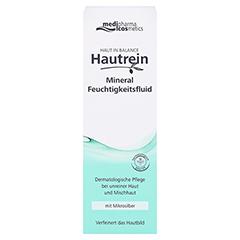 medipharma Haut in Balance Hautrein Mineral Feuchtigkeitsfluid 50 Milliliter - Vorderseite