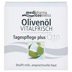 OLIVENÖL vitalfrisch Tagespflege Creme 50 Milliliter - Vorderseite