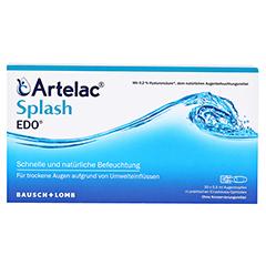 Artelac Splash EDO 30x0.5 Milliliter - Vorderseite