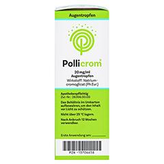 Pollicrom 20mg/ml 10 Milliliter - Linke Seite