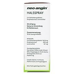 Neo-Angin Halsspray 30 Milliliter N1 - Linke Seite