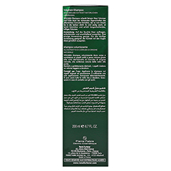 FURTERER Volumea Volumen Shampoo 200 Milliliter - Linke Seite
