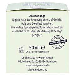 Olivenöl Feuchtigkeitspflege Creme 50 Milliliter - Linke Seite