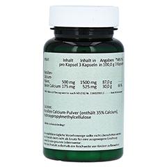 CALCIUM 170 mg natürlich Kapseln 60 Stück - Rechte Seite