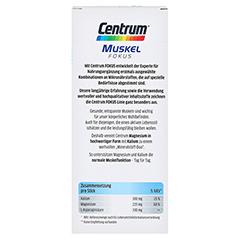 CENTRUM Fokus Muskel Magnesium+Kalium Sticks 8 Stück - Rückseite