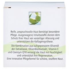 OLIVENÖL vitalfrisch Tagespflege Creme 50 Milliliter - Rückseite
