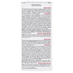 Bioderma Sensibio AR BB Cream SPF 30 40 Milliliter - Rückseite