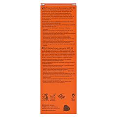 BÖRLIND Kühlendes Sonnen-Spray LSF 30 100 Milliliter - Rückseite