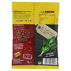 DALLMANN'S Salbei Kirsch Bonbons 60 Gramm - Rückseite