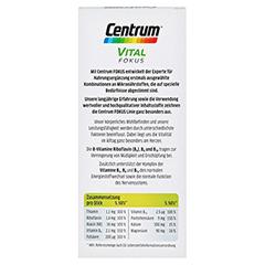CENTRUM Fokus Vital Vitamin B Komplex Sticks 8 Stück - Rückseite