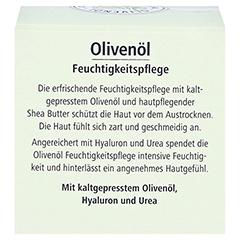 medipharma Olivenöl Feuchtigkeitspflege 50 Milliliter - Rückseite