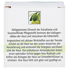 Olivenöl Olifting Anti Faltenpflege Creme 50 Milliliter - Rückseite
