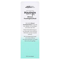 medipharma Haut in Balance Hautrein Mineral Feuchtigkeitsfluid 50 Milliliter - Rückseite