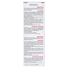 Bioderma Sensibio Eye Augenpflege Gel 15 Milliliter - Rückseite