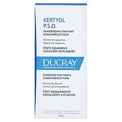 Ducray Kertyol P.S.O. Shampoo bei Psoriasis 125 Milliliter - Rückseite