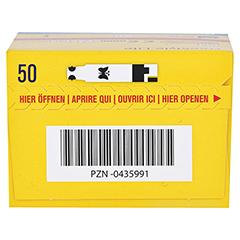 FREESTYLE Lite Teststreifen ohne Codieren 50 Stück - Unterseite