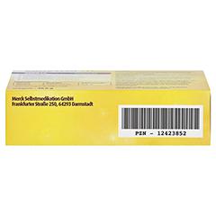 Vigantolvit 2.000 I.E. Vitamin D3 60 Stück - Unterseite