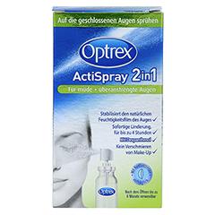 OPTREX ActiSpray 2in1 f.müde+überanstrengte Augen 10 Milliliter - Vorderseite