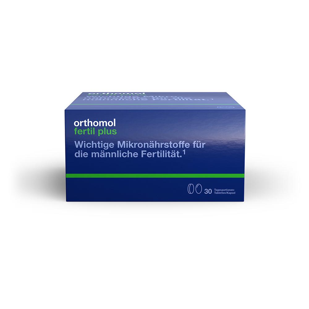 Orthomol Fertil Plus Erfahrung