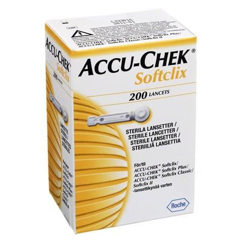 ACCU CHEK Softclix Lanzetten 200 St�ck
