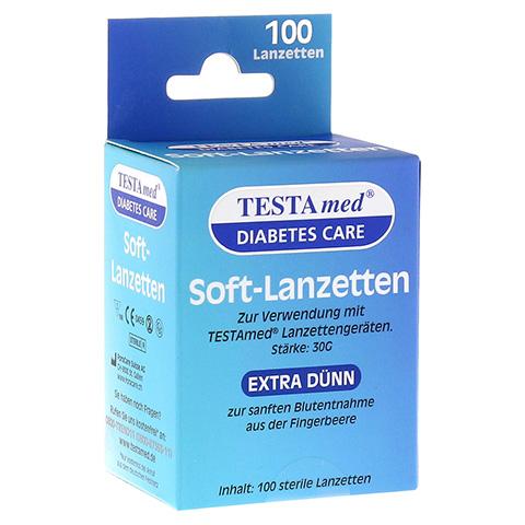 TESTAMED Soft-Lanzetten 100 St�ck