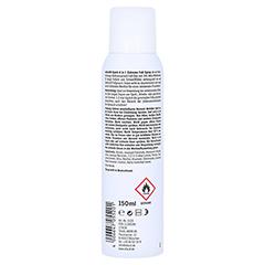 EFASIT SPORT 4in1 extreme Fuß Spray 150 Milliliter - Rückseite