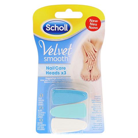 SCHOLL Velvet smooth Nagelpflege Aufsätze 1 Stück