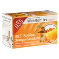 H&S Rooibos Orange Sanddorn Filterbeutel 20 Stück