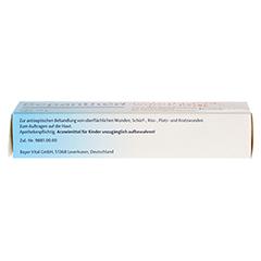 Bepanthen Antiseptische Wundcreme 20 Gramm N1 - Oberseite